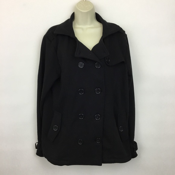 339019acf0c Torrid double breasted jacket. M 5b8861054773681d52603bec